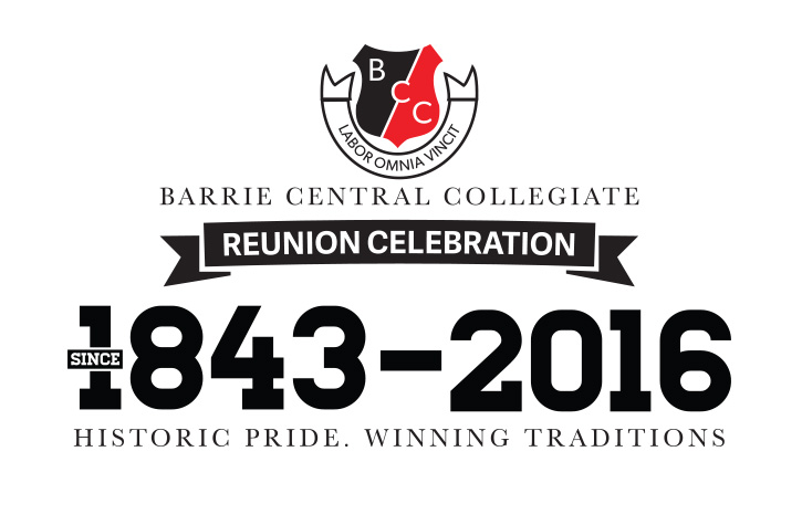 Barrie Central Collegiate Logo
